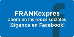 ¡Síganos en Facebook!
