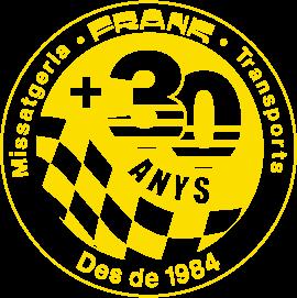 FrankExpres, mensajería y transporte urgente con más de 30 años